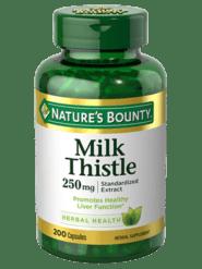 Milk Thistle.